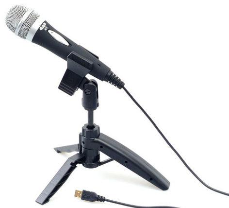 CAD Audio U1 Cardioid Dynamic Handheld Microphone U1-CAD