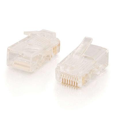 Cables To Go 11380 RJ 45 Connectors, 50pk 11380