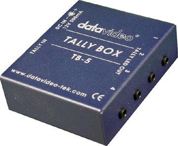 Datavideo TB-5 Tally Box, for SE-500 TB-5