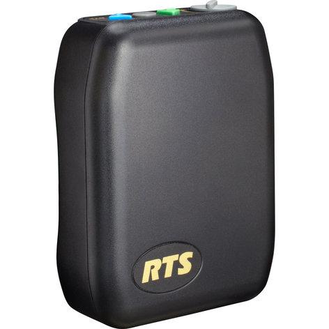 Telex TR240-A4F-NA Beltpack w/A4F Headset Jack TR240-A4F-NA