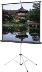 "Da-Lite 40131 70"" x 70"" Picture King® Matte White Screen with Keystone Eliminator 40131"