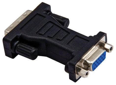 Cable Up by Vu DE15-DVI 15-Pin D-Sub to DVI-I Adapter DE15-DVI
