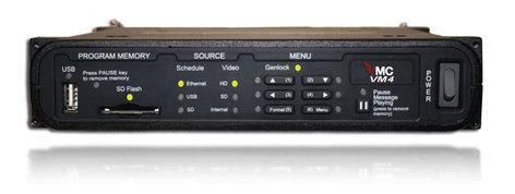 Video Messenger Company VM-4 Video Messenger Character Generator VM-4