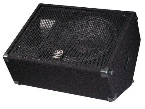 "Yamaha BR15M Loudspeaker Monitor System 15"" BR15M-CA"