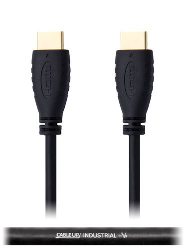 Cable Up by Vu HDMI-HDMI-6 6 ft HDMI Cable HDMI-HDMI-6-INDUSTRL