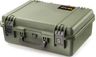 Pelican Cases IM2400-30001 iM2400 O.D. Green Storm Case with Foam IM2400-30001