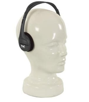 Anchor AL-HP Lightweight Headphones for Anchor Assistive Listening Systems AL-HP