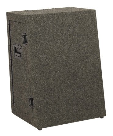 Anchor ACL-BASE Acclaim Series Portable Lectern Base and Transport Case in Gray ACL-BASE