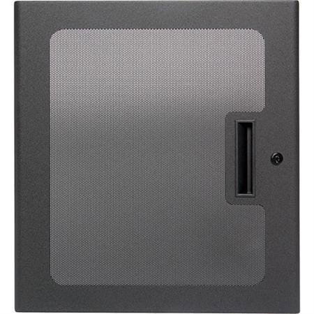 """Atlas Sound MPFD16 Perferated Steel Door, 16RU 1"""" Deep, for WMA Wall Mount Cabinets MPFD16"""