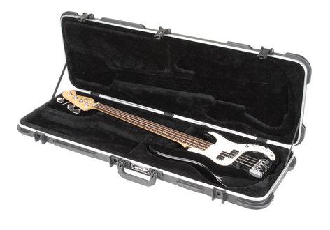 SKB Cases 1SKB-44 Hardshell Electric Bass Case 1SKB-44