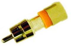 Belden FS1RCA RCA/Phono Male Connector FS1RCA