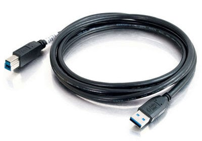 Cables To Go 54174 Cable, USBA-USBB, 2m 54174