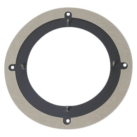 """Atlas Sound FAMT-6 Adapter Ring, 8""""to 6"""" FAMT-6"""