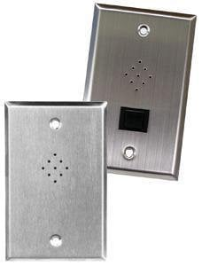 CAD Audio WM625S Wall Mount Mic with Push-To-Talk Button WM625S