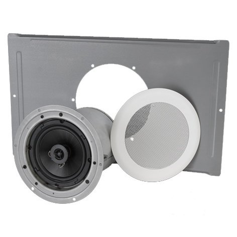 "Atlas Sound S162T Strategy Series 6"" Ceiling Speaker System; Priced Individually, Sold in Pairs S162T"
