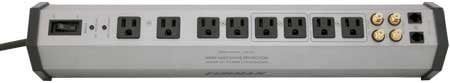 Furman PST-8-DIGITAL Advanced Surge Strip, 8 Outlets, with SMP & LiFT PST-8-DIGITAL