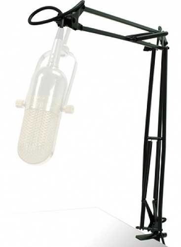 MXL Microphones BCD-Stand Broadcast Microphone Boom Arm with 12 ft XLR Cable MXL-BCD-STAND