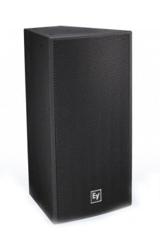 "Electro-Voice EVF1122S/94-BLACK 12"" 2-Way Speaker with 90 x 40 dispersion EVF1122S/94-BLACK"