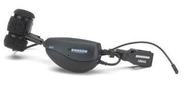 Samson SWQTW4 AirLine 77 Series Wireless Wind Instrument Transmitter with Condenser Microphone SWQTW4