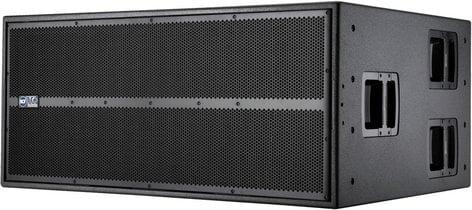"RCF TTS36-A 4000W 18"" Double-Bass Reflex Active Subwoofer TTS36-A"