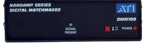 Audio Technologies Inc. DMM100 [RESTOCK ITEM] Digital Match-Maker DMM100-RST-01