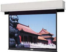 "Da-Lite 94280 54"" x 96"" Advantage Deluxe Electrol® Matte White Screen 94280"