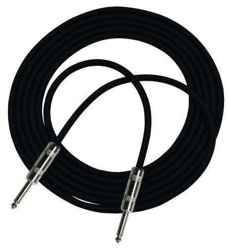 Pro Co SEG1 1 ft. TS to TS Instrument Cable SEG1