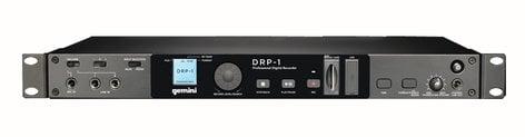 Gemini DRP-1 Rackmount Mono and Stereo Digital Recorder DRP-1