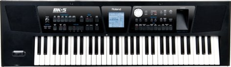 Roland BK-5 Backing Keyboard BK-5