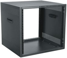 "Middle Atlantic Products DTRK-718 18"" Desktop Rack, 7 Spaces DTRK-718"