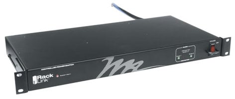 Middle Atlantic Products RLNK-SW620R 20A Rack Mount Power Switch RLNK-SW620R