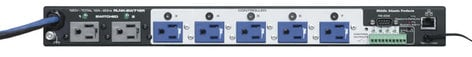 Middle Atlantic Products RLNK-SW715R-NS 15A Rack Mount Power Switch  RLNK-SW715R-NS