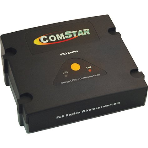 Eartec Co CSXT Dual Channel XT Series Com-Center CSXT