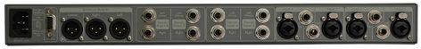 APB-DynaSonics, Inc PROSPEC-1U4M4S Mixer,1U Rack, 4 Mic/4 Line  PROSPEC-1U4M4S