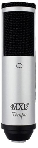 MXL Microphones TEMPO USB Condenser Microphone, Silver TEMPO-SK