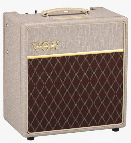 "Vox Amplification AC4HW1 4W 1x12"" Hand-Wired Tube Guitar Combo Amplifier AC4HW1"