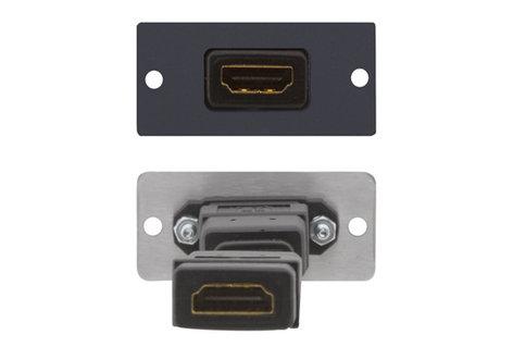 Kramer W-H Wall Plate Insert HDMI (F) W-H