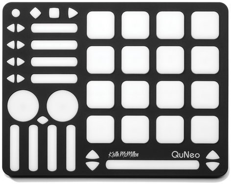 Keith McMillen Instrument QuNeo 3D Multi-touch Pad Controller QU-NEO