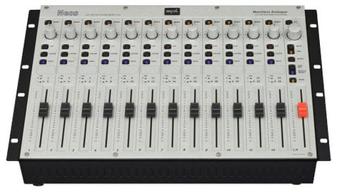 SPL Sound Performance Lab NEOS 21Ch Analog Summing Mixer NEOS