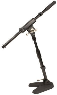 Ultimate Support JS-KD55 Low-Profile Microphone Stand for Bass Drums and Guitar Amplifiers JS-KD55