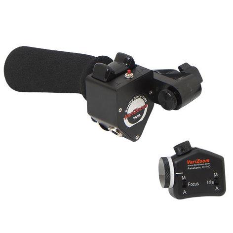 Varizoom VZ-SPG-PZFI 2 Control Kit, Zoom Focus/Iris VZ-SPG-PZFI