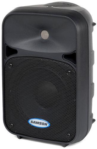 """Samson Auro D208 200W 8"""" 2-Way Active PA Loudspeaker AURO-D208"""
