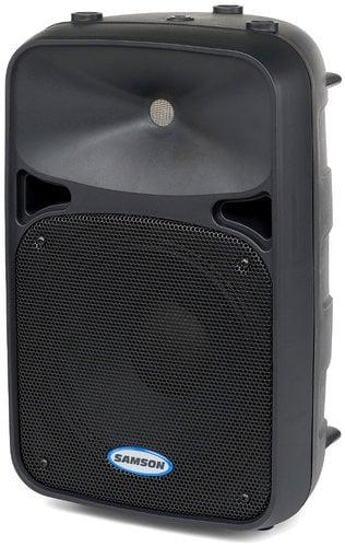 """Samson AURO-D210 Auro D210 200W 10"""" 2-Way Active PA Loudspeaker AURO-D210"""