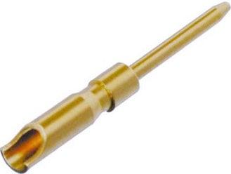 Neutrik PS1 Neutricon Gold-Plated Male Solder Contact PS1-NEUTRIK