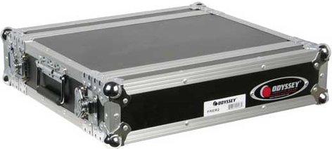Odyssey FRER2 2 RU Effects Rack Case FRER2