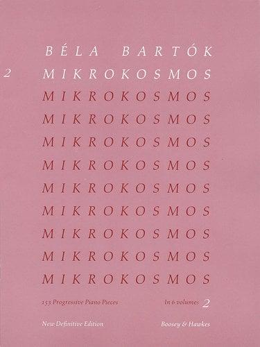 Hal Leonard 48011049 Teaching Classical Piano Music, Mikrokosmos Vol.2 48011049