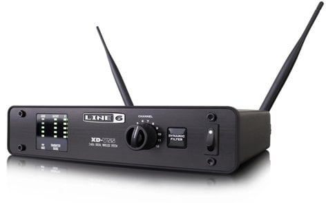 Line 6 XD-V55HS Digital Wireless Headset Microphone System XD-V55HS
