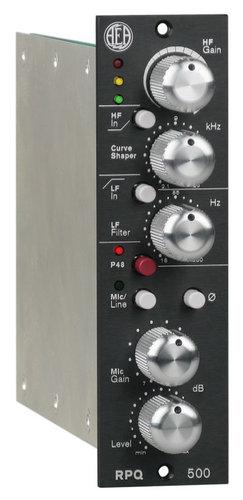 Audio Engineering Assoc RPQ500 500 Series Microphone Preamp RPQ500