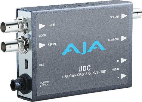 AJA Video Systems Inc UDC Universal Up/Down Cross Converter UDC