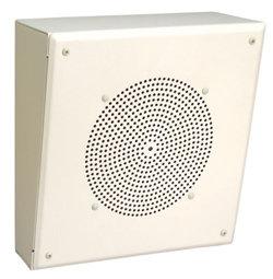 Bogen Communications MB8TSLVR Metal Box Speakers w/VR  MB8TSLVR